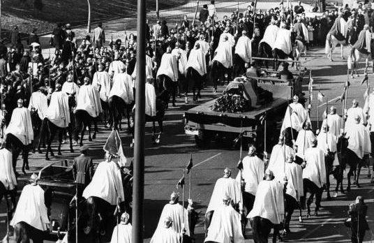 Funérailles de Franco