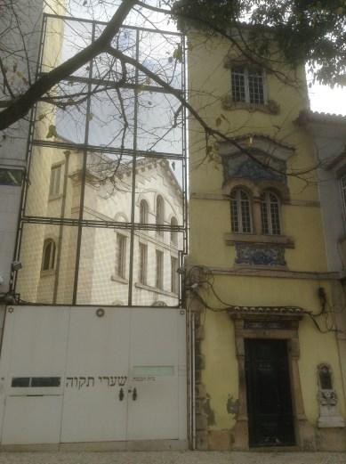 Synagogue de Lisbonne