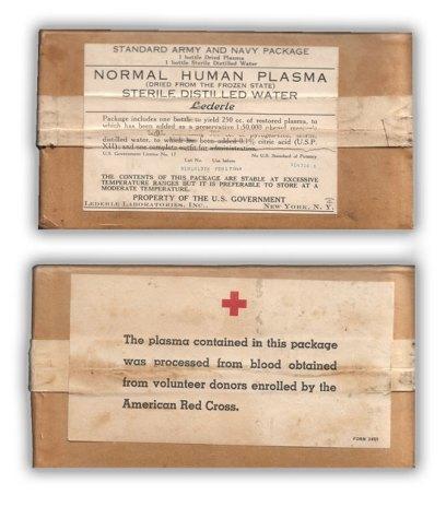 Package plasma