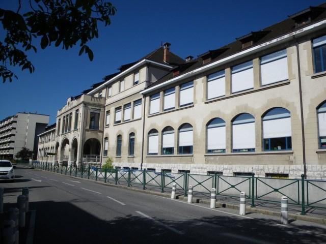 École Marianne Cohn à Annemasse