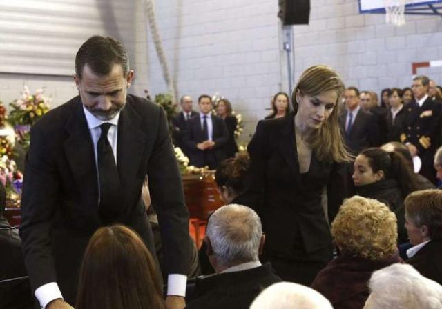 Funérailles à Bullas en 2014