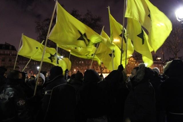 Manifestation anti-Dieudonné