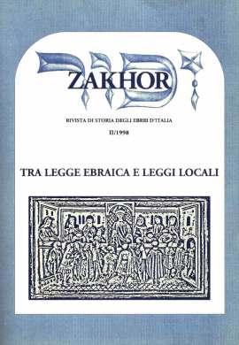 Zakhor, revue italienne