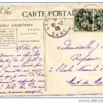 Carte Postale LSA