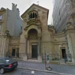 Header, 15-17, rue Jean Goujon à Paris VIII