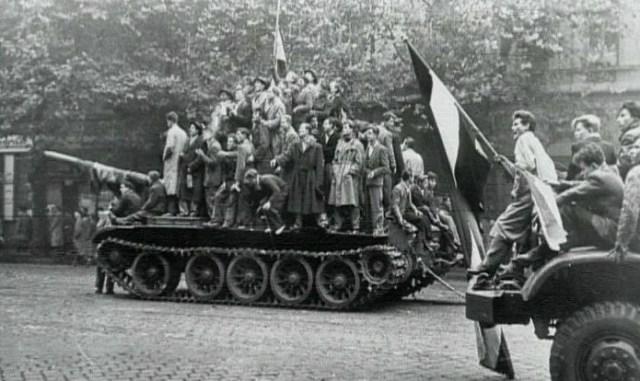 Hongrie 1956