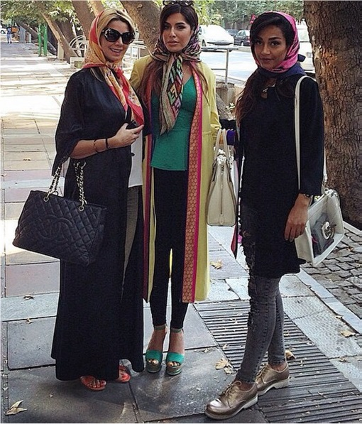 Femmes de Téhéran