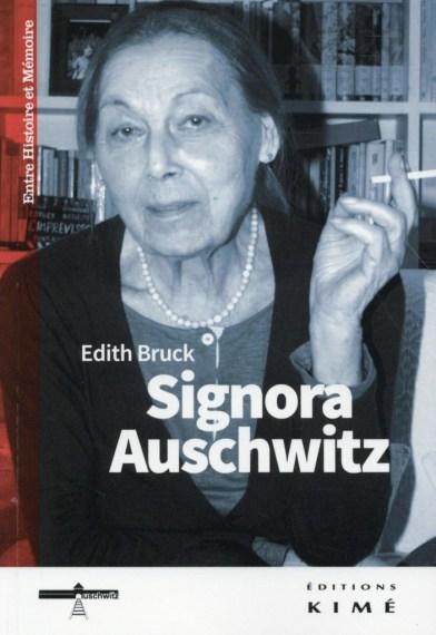 Couverture Signora Auschwitz
