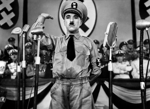 Charlie Chaplin, %22Le Dictateur%22
