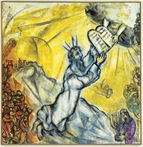 marc-chagall-moise-recevant-les-tables-de-la-loi