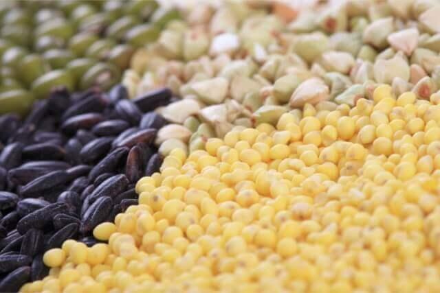麺だけじゃないメリットが大きい雑穀蕎麦の実