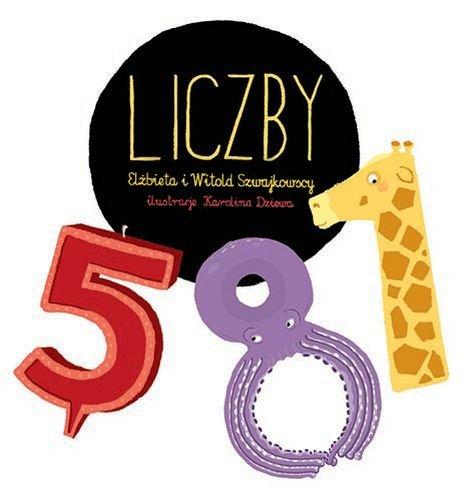 Liczby Book Cover