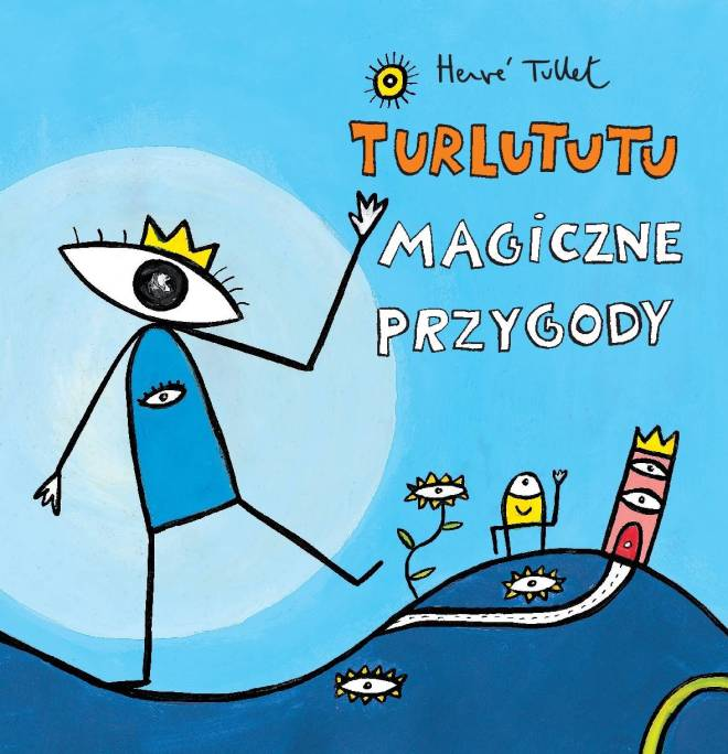Turlututu. Magiczne przygody Book Cover