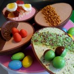 Easter Eggs selection