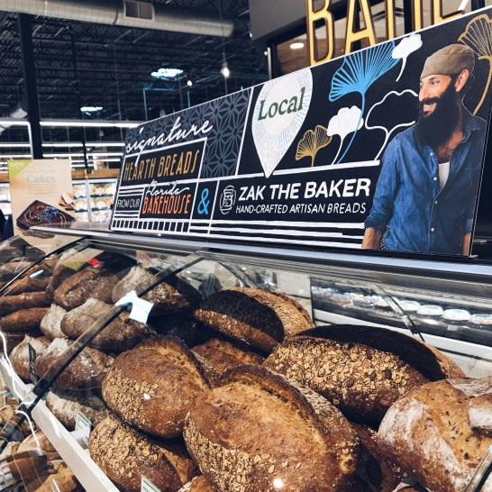 Image of Zak The Baker at Whole Foods Market