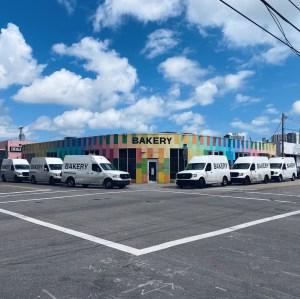 Zak The Baker building