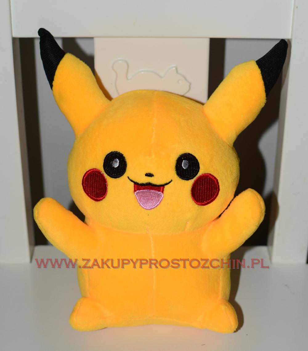 Maskotka – pluszak Pikachu