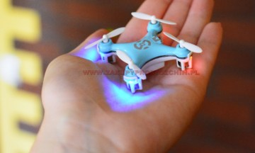 Mini dron quadcopter  Cheerson CX10