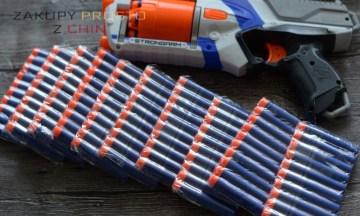 Strzałki naboje Nerf