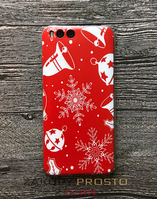 Świąteczny case etui na Xiaomi Mi6