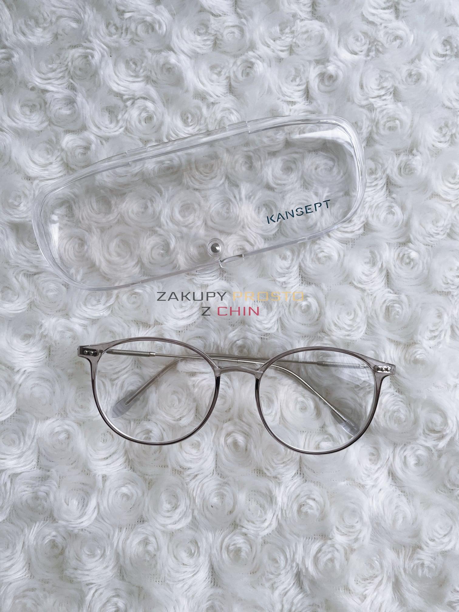 Oprawki okularowe Kansept z aliexpress