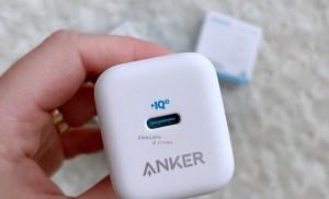 Ładowarka Anker Power Port III USB C 20W z aliexpress