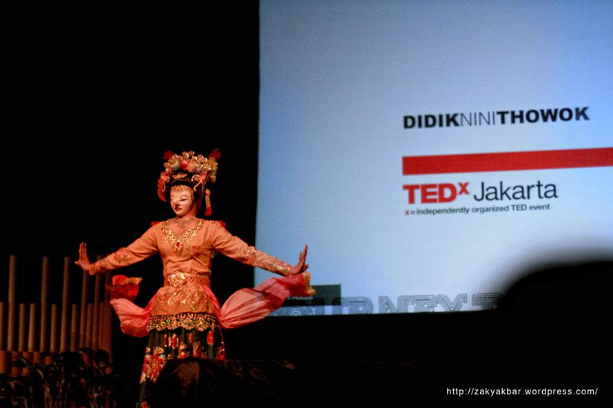 TEDx Jakarta : AWESOME! (6/6)