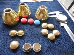 3D Printed Shaker Caps and Shakers
