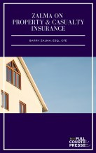 Zalma on Insurance | A Site for the Insurance Professional