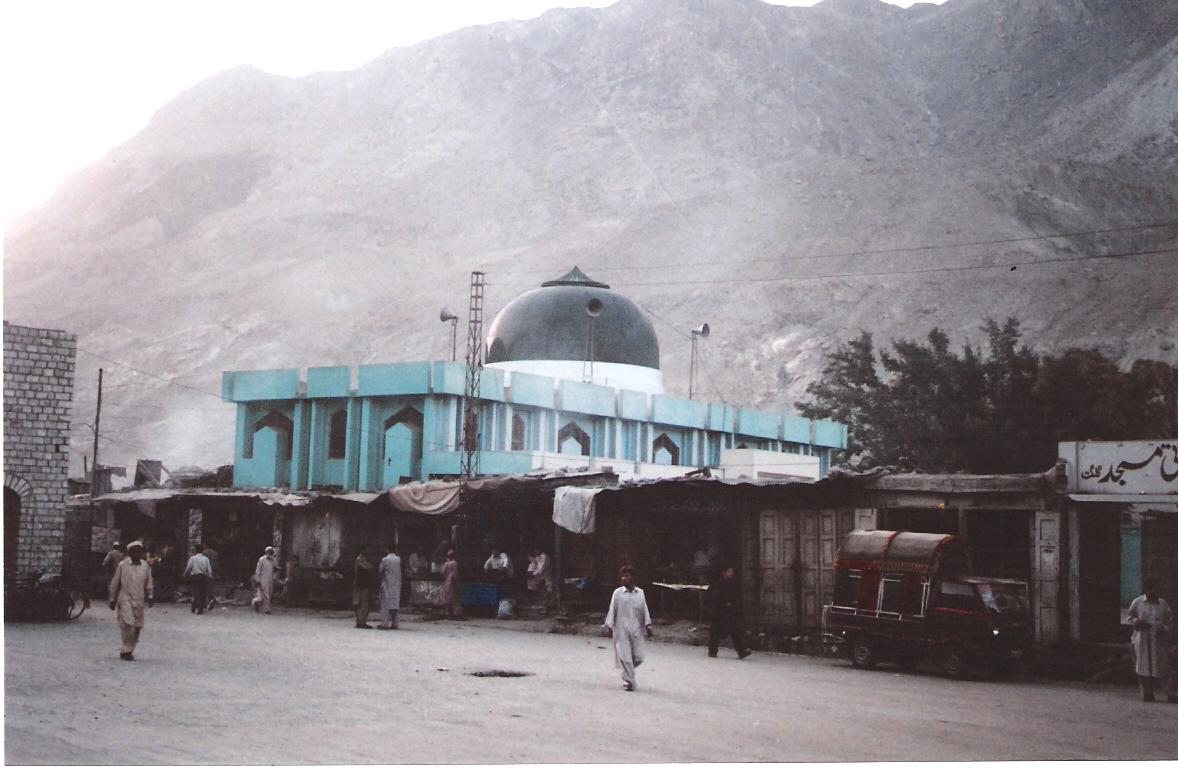 Τζαμί στα Ιμαλάια...