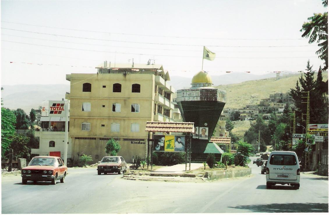 Εμφανώς σιιτικά τα πολιτικοθρησκευτικά φρονήματα στον Νότιο Λίβανο...