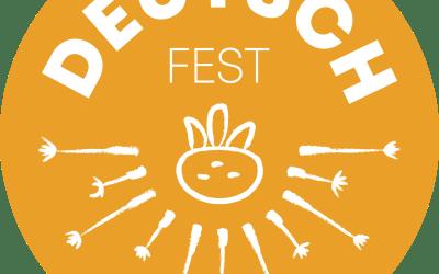 DEUTSCH FEST 2021: UNA EXPERIENCIA VIRTUAL EN ALEMÁN