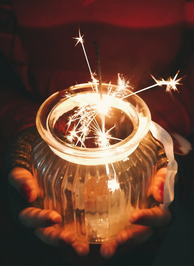 Fireworks: How to Illuminate a path of greatness for those under you.