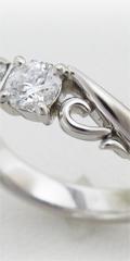 ご主人のメンズジュエリーを奥様の指輪へリフォームした口コミ、評判、レビュー