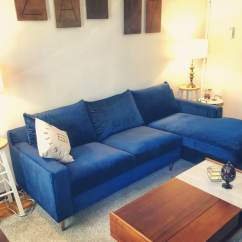 Charlie Sofa Interior Define Light Gray Contemporary My New Has Arrived From Zamartz