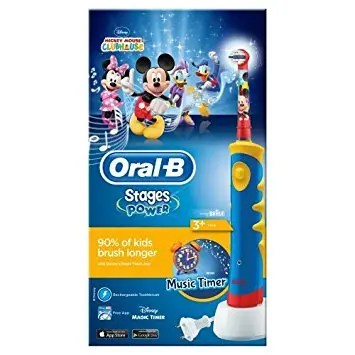 Periuta electrica copii Oral-B D10-513 Mickey Mouse emag