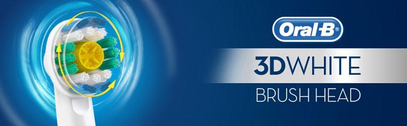 Rezerve 3D White Oral-B