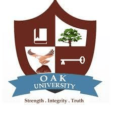 OAK University Cut Off Points