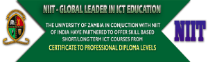 University Of Zambia - NIIT ICT Courses