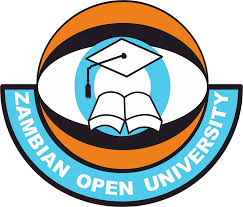 Zambian Open University Admission Form