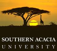 Southern Acacia University Online Application Form