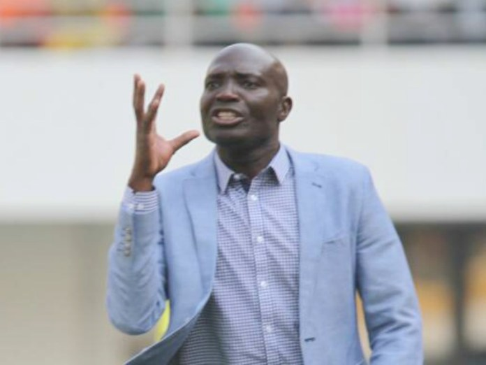 Wedson Nyirenda ready for Chipolopolo job