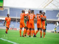 Zesco United at CAF Champions League