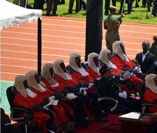 Judges can only be probed through JCC and no other way