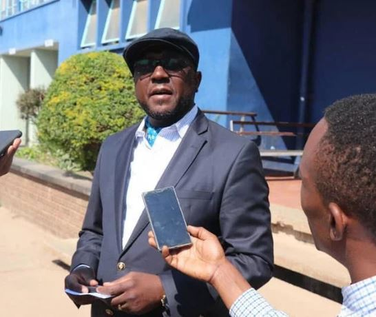 UPND Chairman for Elections Garry Nkombo summoned by police