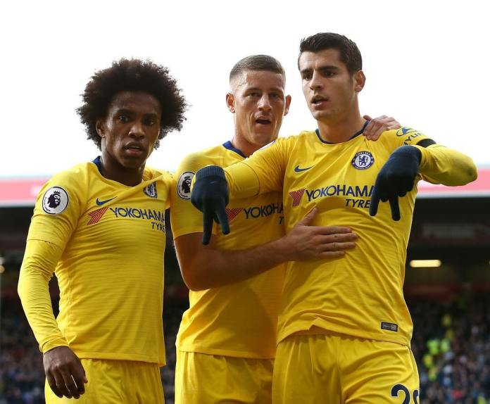 Chelsea striker says he is close to joining Atletico Madrid on loan