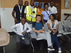 Jack Ma is in Zambia