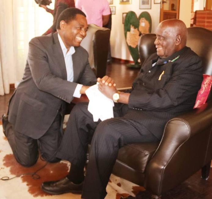 HH not among the invited guests to the State Funeral of KK
