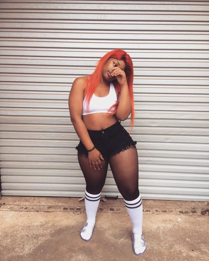 Cindy Makhathini getting more and more popular on Instagram