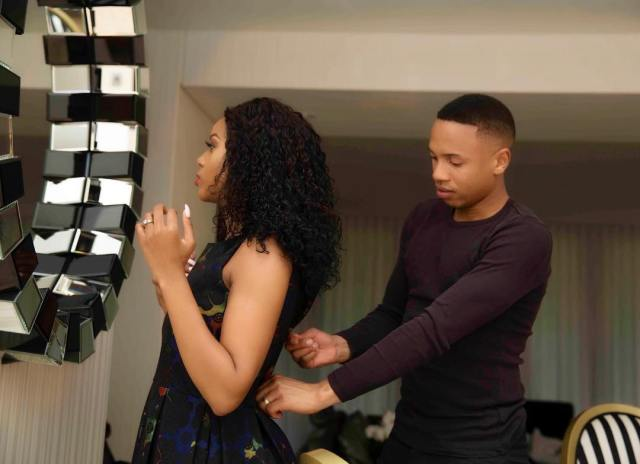 Nonhle and Andile Jali